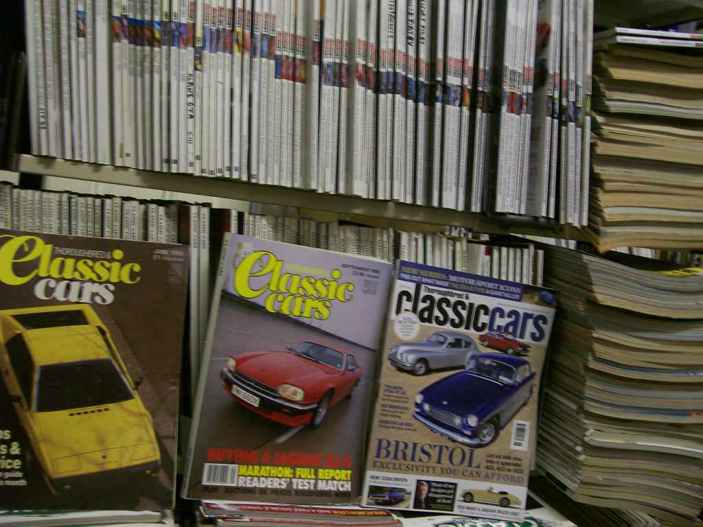 THOROUGHBRED & CLASSIC BACK ISSUES $5 TO $9 EACH WE HAVE 100s