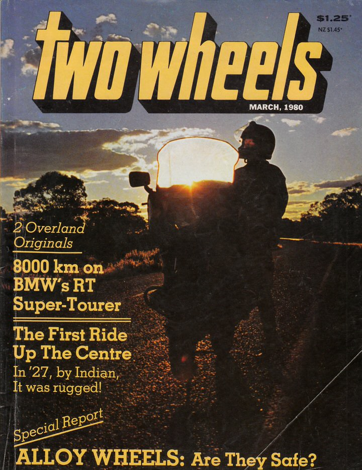 TWO WHEELS MAGAZINE 1980/03