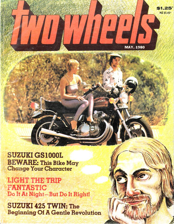 TWO WHEELS MAGAZINE 1980/05