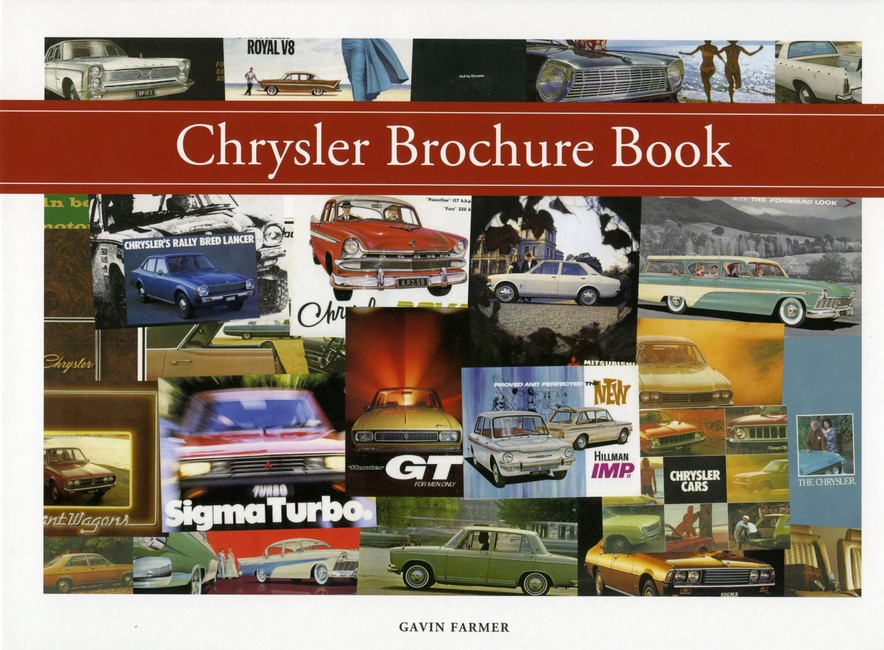 CHRYSLER DODGE PLYMOUTH DESOTO SALES BROCHURE BOOK BY FARMER