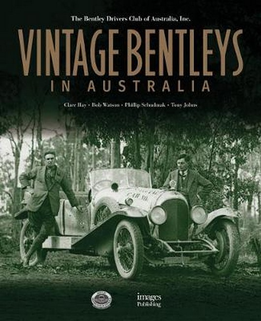 Vintage Bentleys in Australia Bentley Drivers Club of Australia