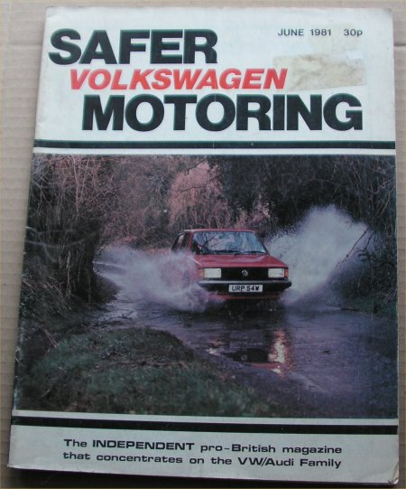 VW SAFER MOTORING 1981/06