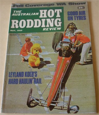 AUSTRALIAN HOT RODDING REVIEW 1969/05